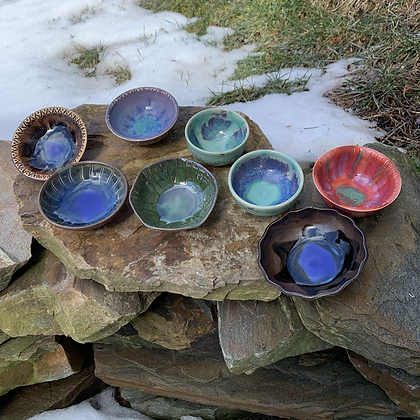 Tiny Bowls -Assorted