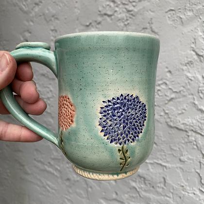 Mug -Hydrangeas