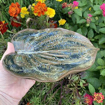 Leaf Plate -Hosta 2