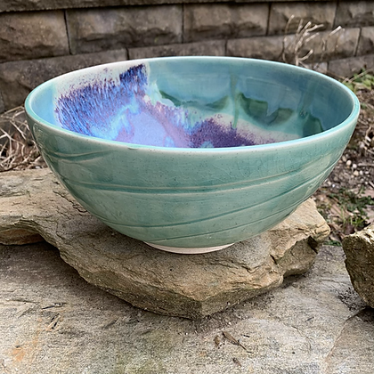 Bowl -Purple Haze