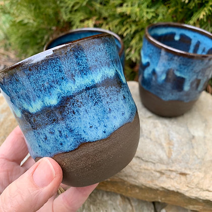 Cup -Blue Tumbler