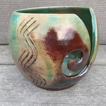 Southwestern Yarn Bowl