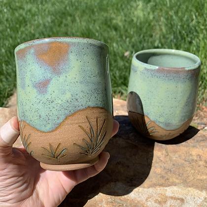 Cup -Tumbling Greens