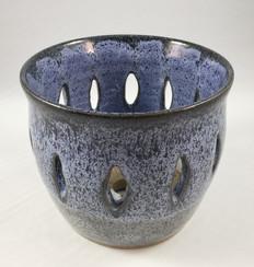 Violet Orchid Pot