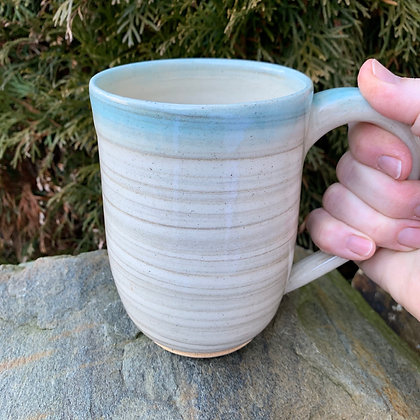 Mug - Sky Blue Touch