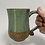 Thumbnail: Mug- Curvy Green