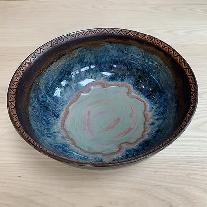 Bowl -Seafoam