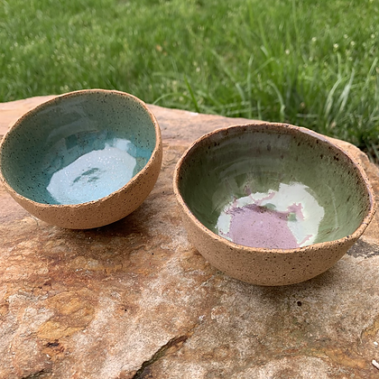 Bowls- Raw Clay Collectuon
