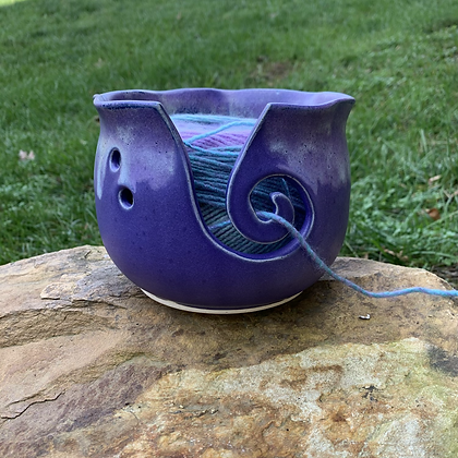 Yarn Bowl - Lapis Joy