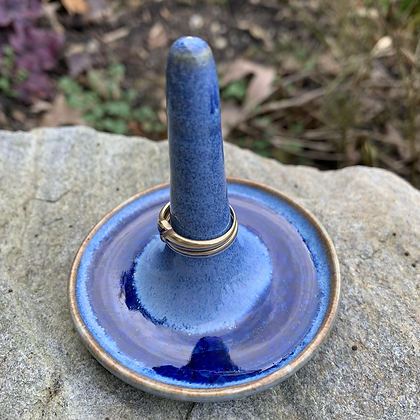 Ring Holder -Blue Lagoon