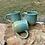 Thumbnail: Mugs - Turquoise Moss