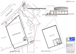 Engineering Works - Site Map