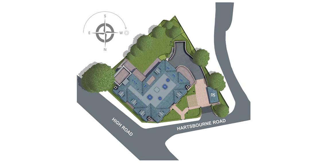 Hartsbourne Court