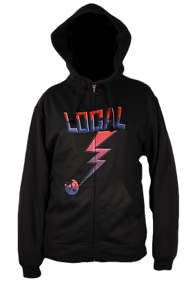 Local Bolt Red