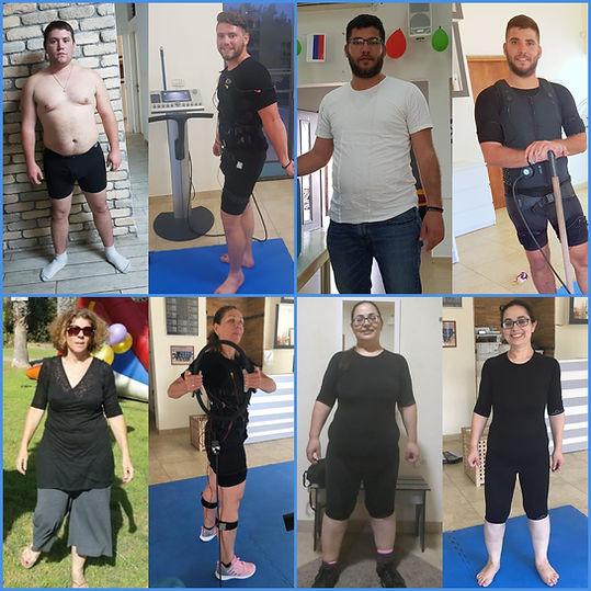 שריפת קלוריות והורדה במשקל