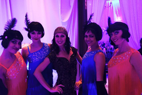 gatsby themed party