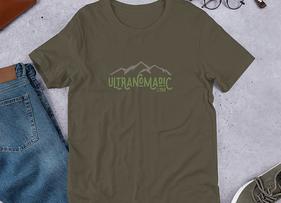 Ultranomadic Logo Short-Sleeve Unisex T-Shirt