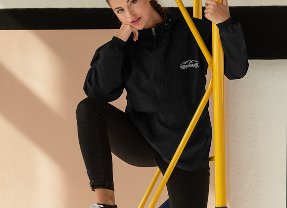Women's Logo Embroidered Champion Packable Jacket
