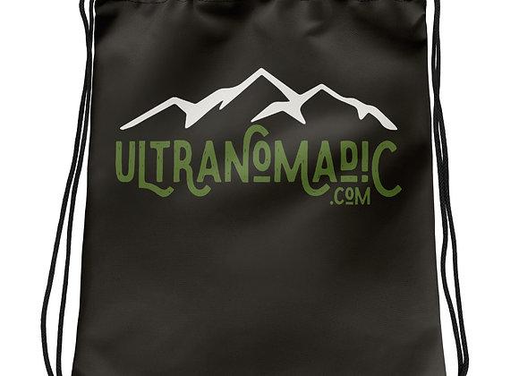 Ultranomadic Logo Drawstring bag