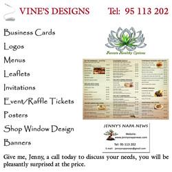 Vine's Designs, Deryneia