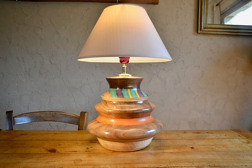 Pied de lampe. N°343