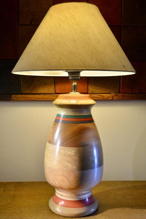 Pied de lampe 7 essences