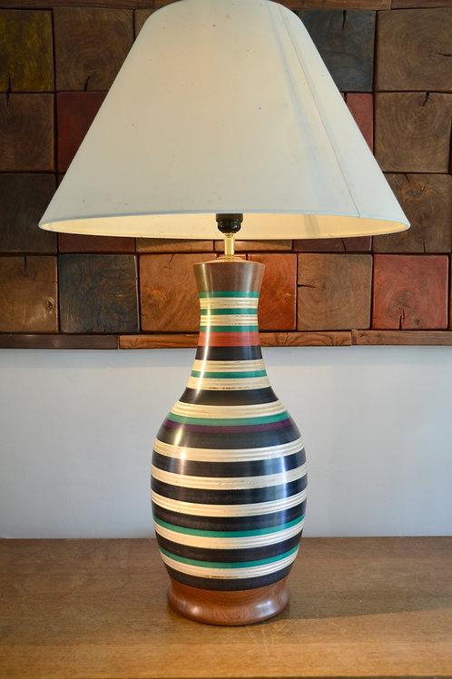 Pied de lampe en valchromat - 421