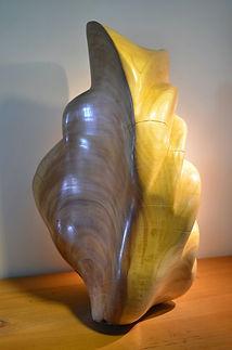 Sculpture bois des Noues