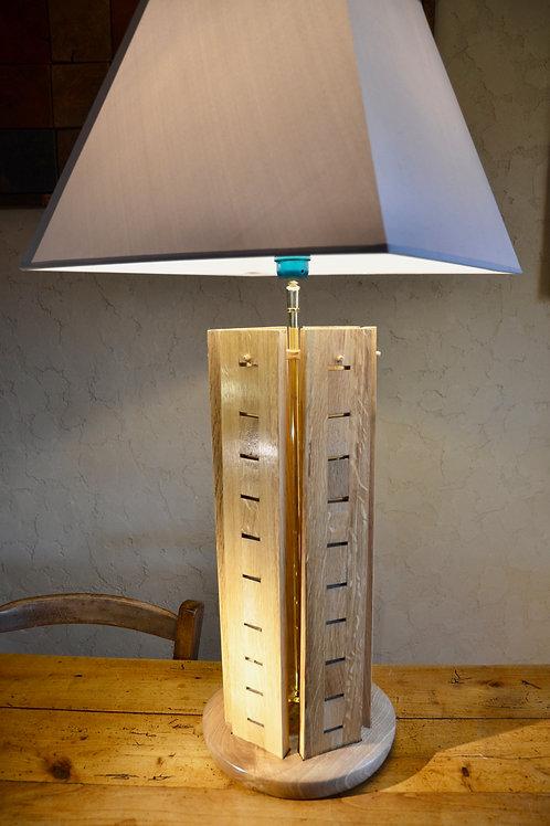 Pied de lampe - Héxagone. 329