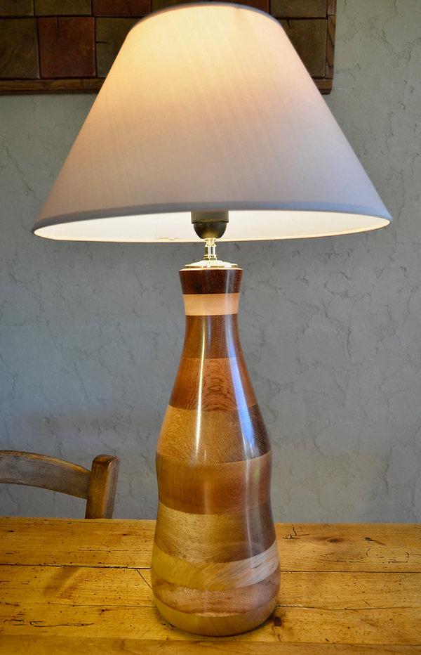 Pied de lampe