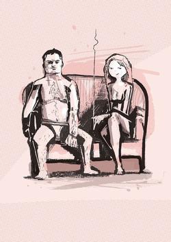 マフィアの夫婦