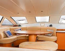 carré catamaran