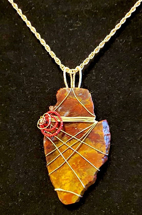 Agate Necklace