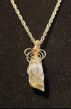 Ellensburg Blue Necklace