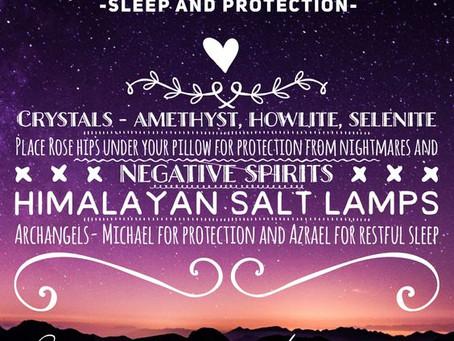 Mystic Tips for Sleep