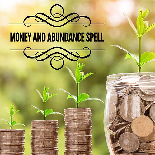 Money and Abundance Spell