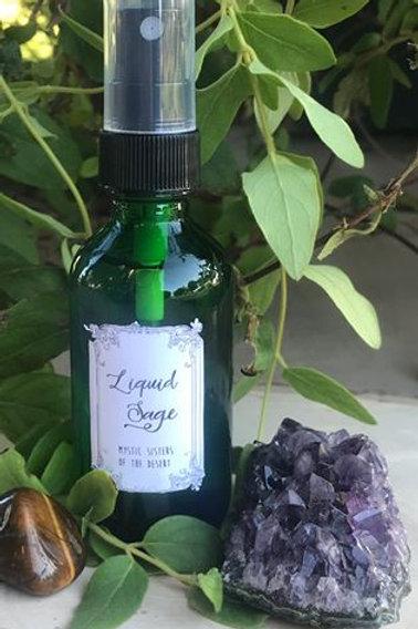 Liquid Sage