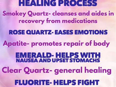 Mystic Tips to Get Well Soon!