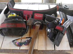 Shake roof Master's kit