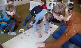 Preiļu bērni zīmē SAVU dārzu!