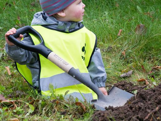Mēs atkal sāksim audzēt dārzus pie skolām!