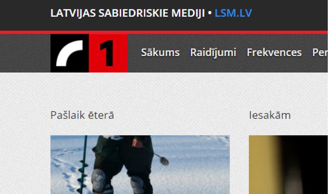 Par skolu dārziem Latvijas Radio!