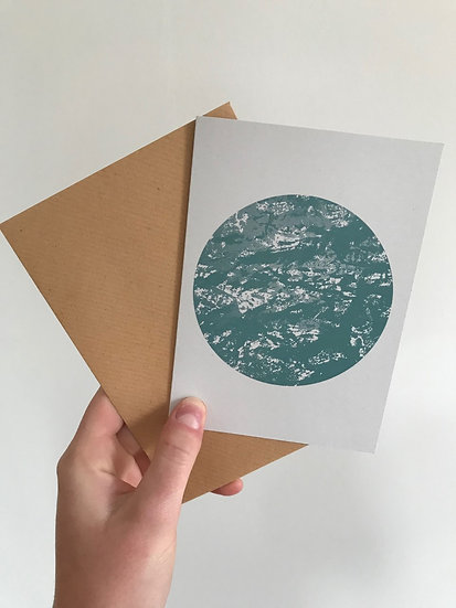 Individual cards. Celeste.