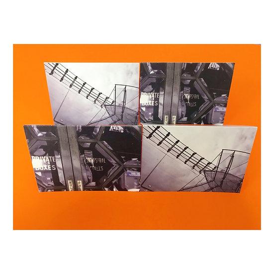 4 Theatre cards
