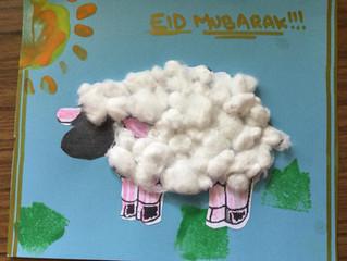 DIY Eid Cards!