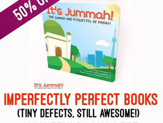 Imperfectly Perfect Books!