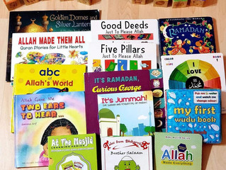 📚Our little Muslims' Library 🤗