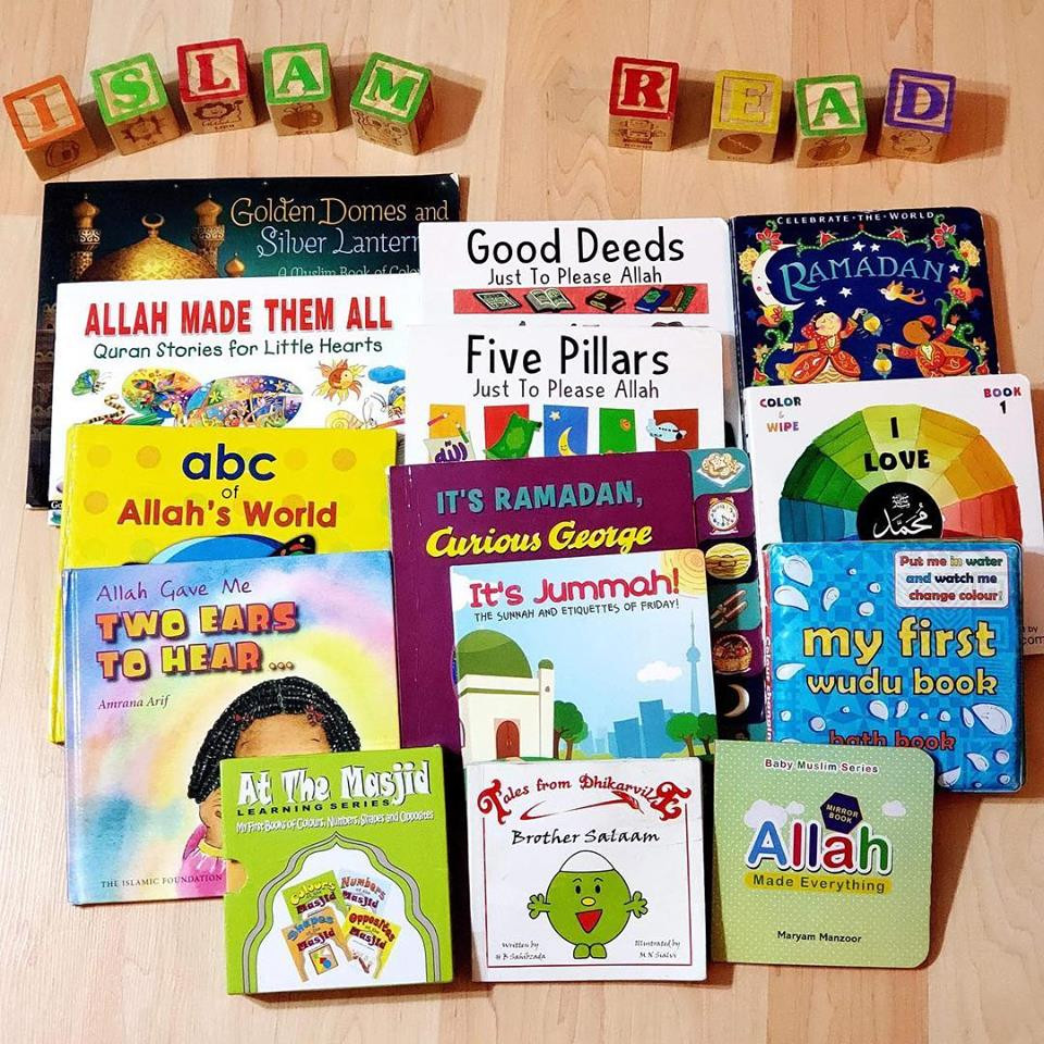 Little Muslims' Library