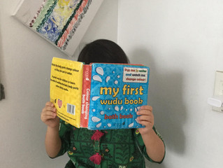 """My First Wudu Book"" - Must have books for Little Muslims!"