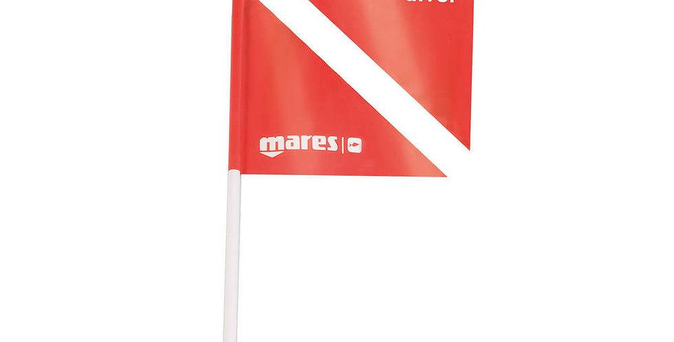 Mares Dive Flag